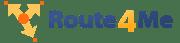 route 4me logo